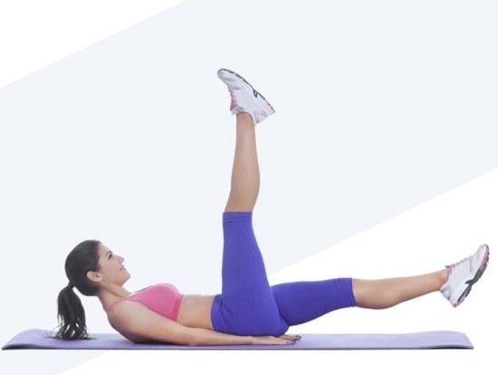 Karnın kilo vermesi için egzersizler: Belimizi ince yapıyoruz