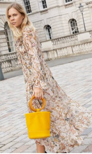 6d3c636077027 İlkbahar-Yaz 2018 Elbise Modelleri Trendleri | Esra'nın Portresi