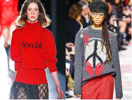 Yeni Moda Triko ve Kazaklarile Stil Önerileri 14