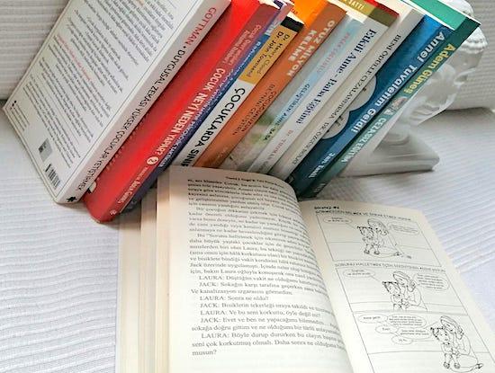 Ebeveynler için Kitap Tavsiyeleri