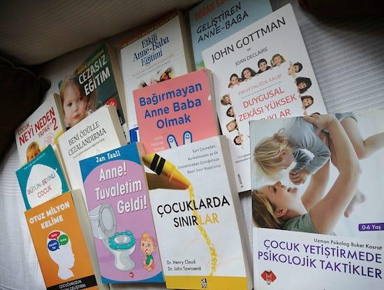 Anne ve babaların okuması gereken kitaplar icin tavsiyeler