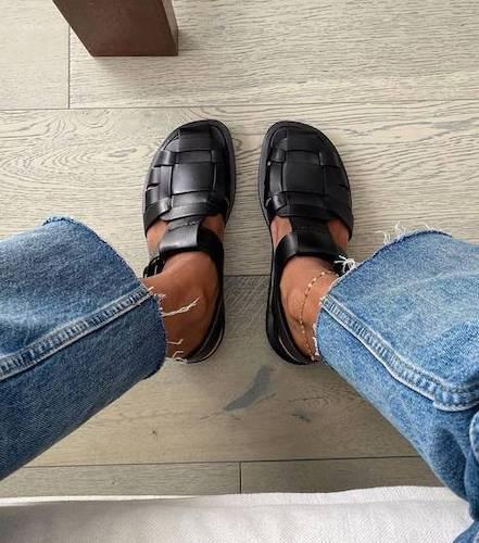 Sandalet ve terlik trendleri